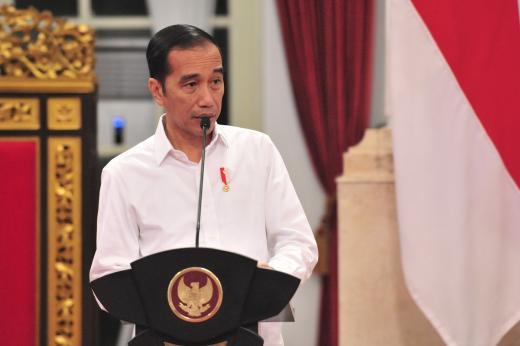 Bidik Tuan Rumah Olimpiade, Jokowi: Siapkan Roadmap dengan Baik