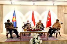 Di Turki, MPR Jelaskan Kondisi Tanah Air