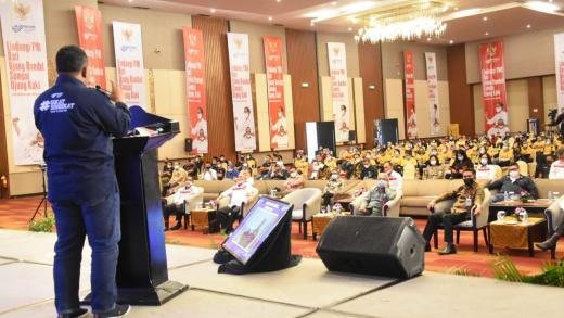 Anggarkan Rp7,9 Miliar untuk Pelatihan, Pemprov Jatim jadi Role Model bagi PMI