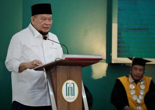 Motivasi Tokoh dan Anak Bangsa Bangun Negeri, Ketua DPD RI Raih Obsession Awards 2020