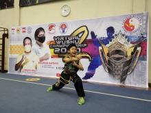 Yayasan Kusuma Wushu Raih Emas Pertama, Pingkan Koleksi Dua Emas
