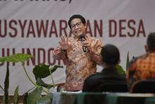 Ini Tiga Jurus Gus Menteri Agar Desa Maju Tanpa Harus Meninggalkan Budaya