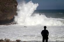 Gelombang 7 Meter Berpotensi Terjadi di Laut Natuna, Warga Diimbau Waspada