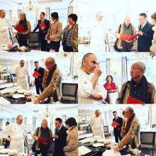 Wauw...Kuliner Wonderful Indonesia Menembus Menara Eiffel