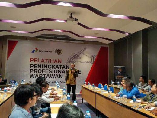 Jelang HPN 2017, PWI dan Pertamina Gelar Pelatihan Peningkatan Wartawan di Indonesia Timur