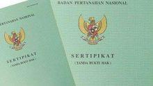 Ternyata Tak Gratis, Warga Tangsel Cerita Tebus Sertifikat Tanah Jokowi Rp2,5 Juta