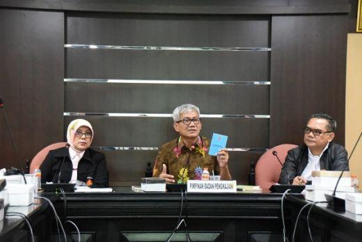 Pimpinan Badan Pengkajian: MPR Memikirkan Pentingnya Pokok-Pokok Haluan Negara