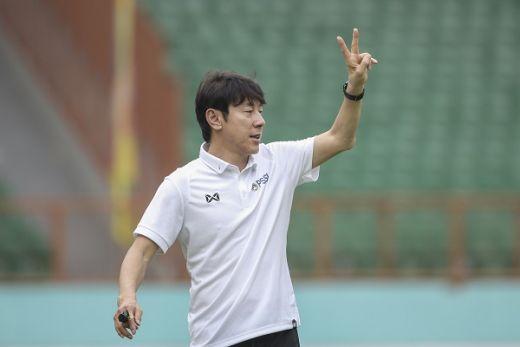 Shin Tae Yong Akan Panggil 34 Pemain Ikut TC Timnas