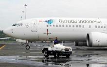 Garuda Indonesia Angkut 33 Ton Manggis Asal Padang ke China