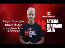 Belum Dieksekusi di DKI, Semacam Lockdown Akhir Pekan jadi Gerakan di Jateng