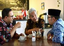 Jika Istana Usung Prabowo-Puan atau Puan-Sandi, Nasdem Bisa Duetkan Anies-Ganjar