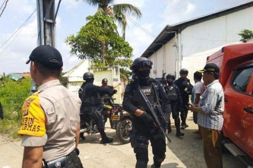 Penangkapan 3 Teroris di Bekasi, Polisi: Satu Orang Tewas Tertembak