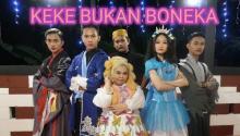 Konflik dengan Penyanyi Aslinya, Lagu Keke Bukan Boneka Akhirnya Dihapus di YouTube!