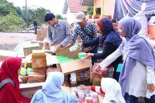 Gempa Lombok, Fahri Hamzah Kirim Bantuan Susulan Dua Truk Susu