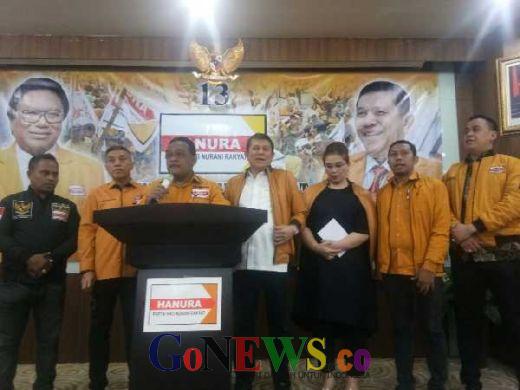 Putusan MA: Hanura Sah di Bawah Pimpinan OSO dan Herry Lotung Siregar