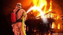 BPBD DKI Umumkan 8 Peristiwa Kebakaran Menyusul Mati Lampu Minggu