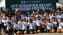 Bangkitkan Lombok Lewat Sepakbola