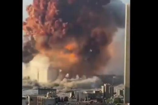 Ledakan di Lebanon Sebuah Serangan di Tengah Sulitnya Ekonomi?