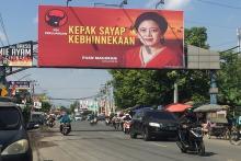 Pengamat: Baliho Puan Maharani Bagian Dari Sosialisasi Sekaligus Upaya Menjegal Ganjar Pranowo