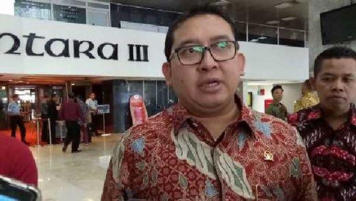 Fadli Zon Menilai Pidato Presiden Jokowi Pas, TNI tidak Boleh Berpolitik Praktis