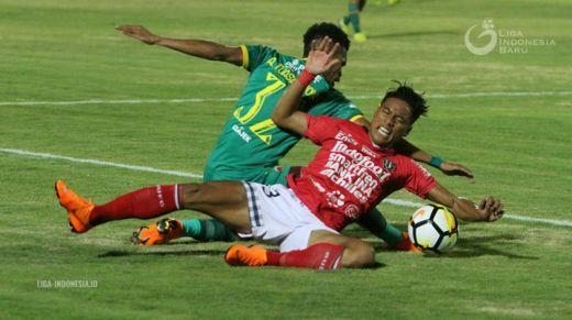 Sriwijaya Yakin Kalahkan Bali United