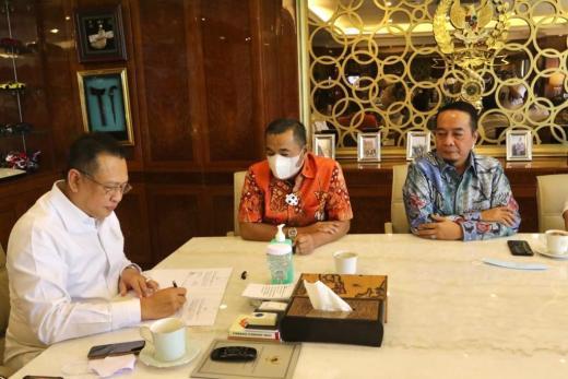 MPR RI Jalin Kerjasama Pendidikan dengan UNPAD
