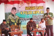 MPR Dorong Penguatan SDM Lombok Utara