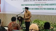 Kuliah Umum di Jombang, Mendes PDTT Jelaskan Fungsi dan Manfaat BUMDes bagi Warga Desa