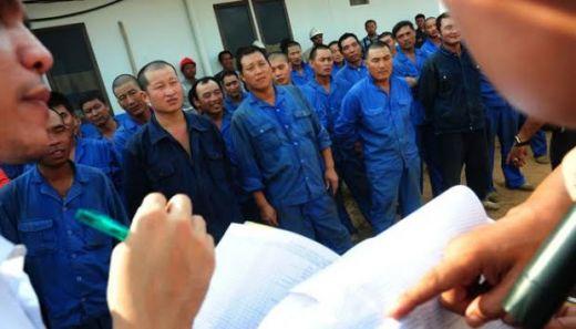 Soal Aduan Warga Terkait Fasilitas Tenaga Kerja Asing di Riau, Ini Kata Disnaker