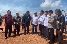 Bangun Daerah, Ketua DPD Tinjau Langsung Bakal Lokasi Jembatan Batam-Bintang