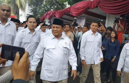 Keadaan Negara Sedang Bermasalah, Jadi Alasan Prabowo Gabung ke Pemerintah