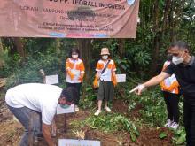 Tanam Pohon, PP Inateq Jalankan Misi Pelestarian Lingkungan