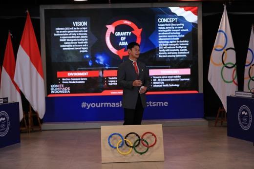 Ketua Komisi Future Host IOC Bilang Presentasi Indonesia Meyakinkan