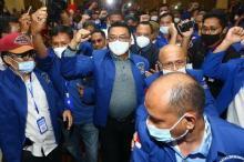 Beranikah Pemerintah Usut Kerumunan yang Disengaja saat KLB Demokrat Kubu Moeldoko?