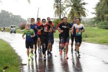 Menparekraf Pastikan Likupang Tuan Rumah Indonesia Triathlon Series 2021