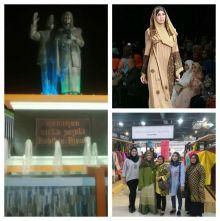 Berikut Jadwal Lengkap Parepare Ethnic Islmic Fashion Festival, Sempena HUT Perkawinan Habibie-Ainun di Kota Parepare