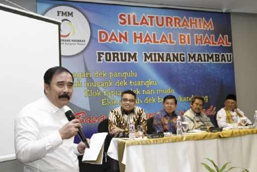 Reydonnyzar Ajak Perantau Minang Dorong Silokek jadi Bagian dari Unesco Global Geopark