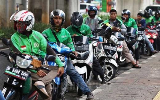 PPKM Darurat Tambah Bikin Driver Ojol Menjerit: Orderan Sepi, Potongan Operator Tetap 20 %
