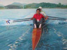 Cidera Menghambat Dewi, La Memo ke Perempat Final Dengan Catatan Waktu Tidak Maksimal
