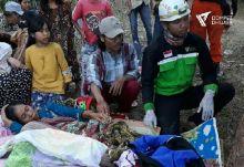Dompet Dhuafa Terjunkan Tim Spesialis Kesehatan dan Bantu Menyisir Korban Gempa di Lombok