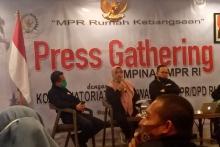 DPD Minta MPR Gelar Rapat Gabungan Tindaklanjuti Rekomendasi MPR Periode Lalu
