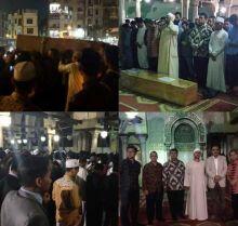 Sudah di Jakarta, Besok Jenazah Ridho Alhafiz Mahasiswa Al Azhar Kairo asal Kampar Sampai Bandara SSK II Pekanbaru