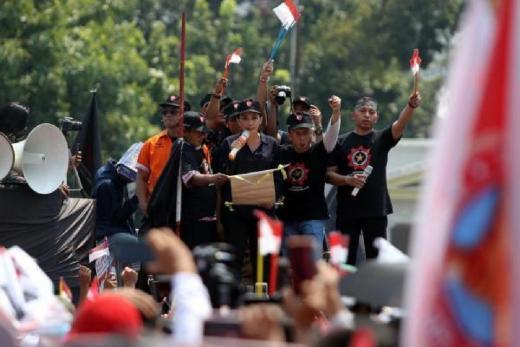 KRPI Desak Presiden Terbitkan Perppu Pembatalan UU Ciptaker