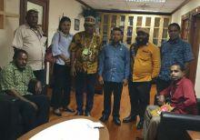 Bahas Pemekaran Provinsi Papua Tengah, Partai Lokal dan Asosiasi Bupati Papua Sambangi DPD RI