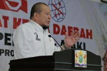 Merapi Siaga, LaNyalla Minta Senator Serius Bantu Warga