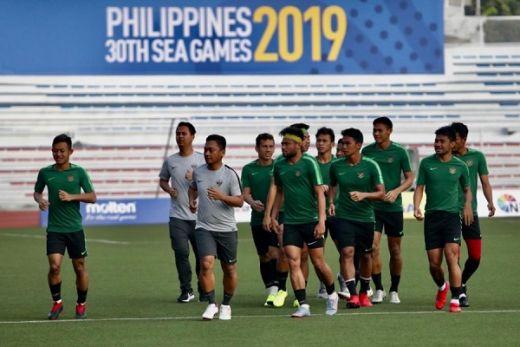 Timnas Sepakbola Indonesia Siap Hadapi Myanmar di Semifinal
