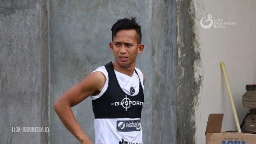 M Rahmat Akui Kedatangannya ke Bali United FC Ada Peran Teco