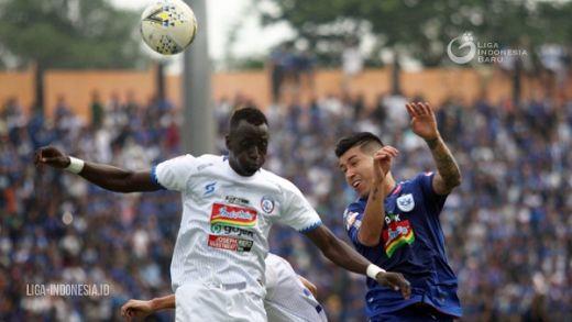 Makan Konate Tak Lagi Perkuat Arema FC
