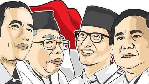Reshuffle Kabinet 2020, Pengamat: Skor 2-0 untuk Jokowi vs Prabowo-Sandi