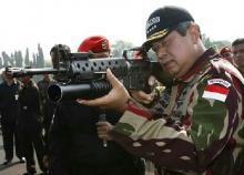 Moeldoko Kudeta Demokrat, SBY Ajak Kadernya Perang